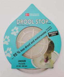 Drool Stop til hundeskåle